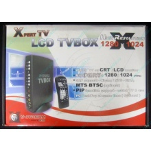 Внешний TV tuner KWorld V-Stream Xpert TV LCD TV BOX VS-TV1531R (Ростов-на-Дону)