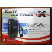Внешний TV tuner KWorld V-Stream Xpert TV LCD TV BOX VS-TV1531R (без БП!) - Ростов-на-Дону