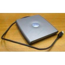 Внешний DVD/CD-RW привод Dell PD01S для ноутбуков DELL Latitude D400 в Ростове-на-Дону, D410 в Ростове-на-Дону, D420 в Ростове-на-Дону, D430 (Ростов-на-Дону)