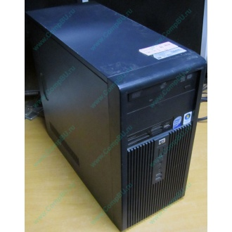 Компьютер Б/У HP Compaq dx7400 MT (Intel Core 2 Quad Q6600 (4x2.4GHz) /4Gb /250Gb /ATX 300W) - Ростов-на-Дону