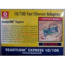 Сетевой адаптер Compex RE100TX/WOL PCI (Ростов-на-Дону)