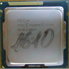Процессор Intel Celeron G1610 (2x2.6GHz /L3 2048kb) SR10K s.1155 (Ростов-на-Дону)