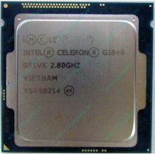 Процессор Intel Celeron G1840 (2x2.8GHz /L3 2048kb) SR1VK s.1150 (Ростов-на-Дону)