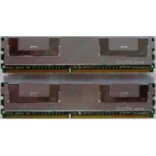 Серверная память 1024Mb (1Gb) DDR2 ECC FB Hynix PC2-5300F (Ростов-на-Дону)