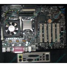 Материнская плата Intel D845PEBT2 (FireWire) с процессором Intel Pentium-4 2.4GHz s.478 и памятью 512Mb DDR1 Б/У (Ростов-на-Дону)