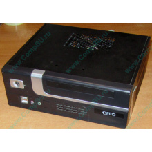 Б/У неттоп Depo Neos 230USF (Intel Celeron J1800 (2x2.41GHz) /2Gb DDR3 /500Gb /BT /WiFi /miniITX /Windows 7 Pro) - Ростов-на-Дону