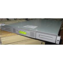 HP AH562A StorageWorks 1/8 Ultrium 920 G2 SAS Tape Autoloader LVLDC-0501 LTO-3 (Ростов-на-Дону)